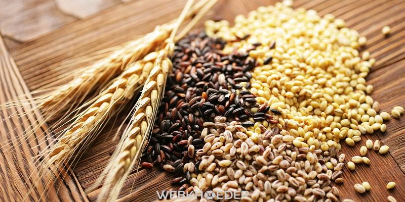 Ngũ cốc nguyên cám giàu dinh dưỡng và chất xơ