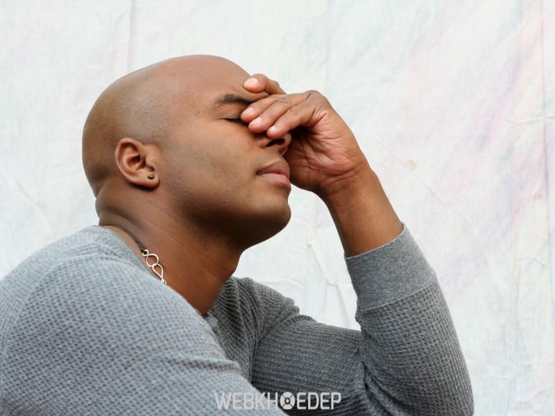 Ung thư tuyến tiền liệt ở nam giới gây mệt mỏi, thất vọng (Nguồn: windows.net)