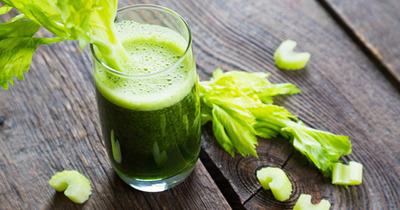 Xu hướng nước ép detox giảm cân và rau xanh lên ngôi