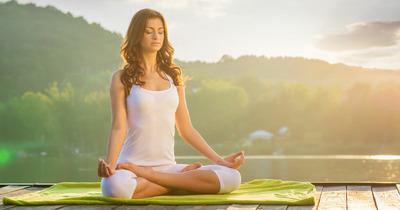 Yoga là môn thể thao giúp cân bằng cuộc sống