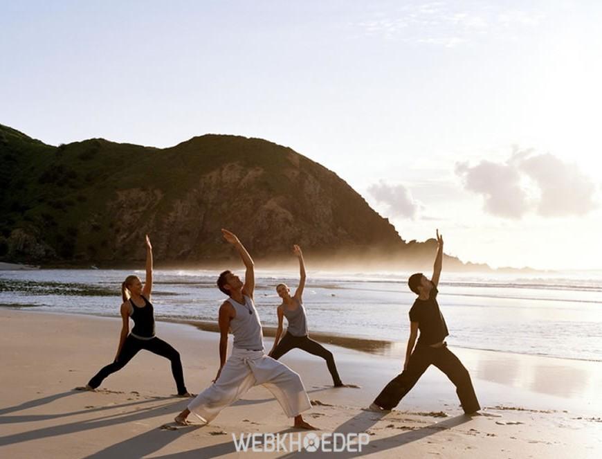 Yoga - Môn Thể Thao Giúp Cân Bằng Cuộc Sống - Hình 11