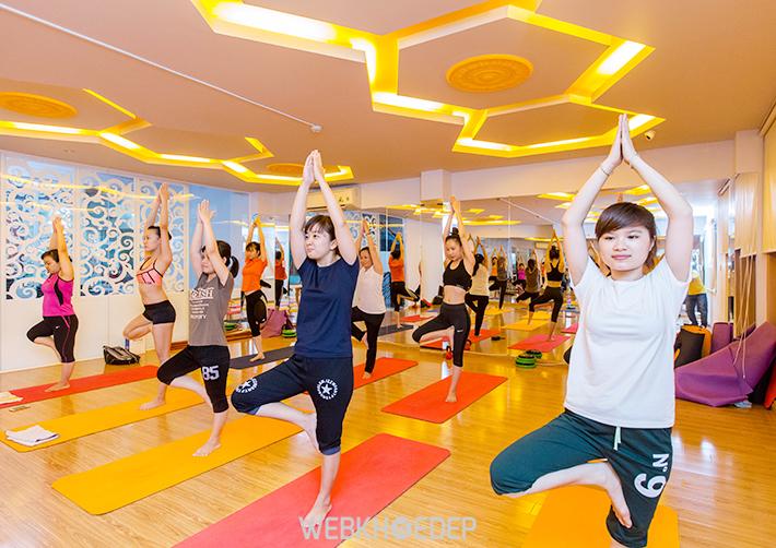 """Yoga - Môn thể dục thẩm mỹ """"thần thánh"""" cho tất cả mọi người - Hình 7"""
