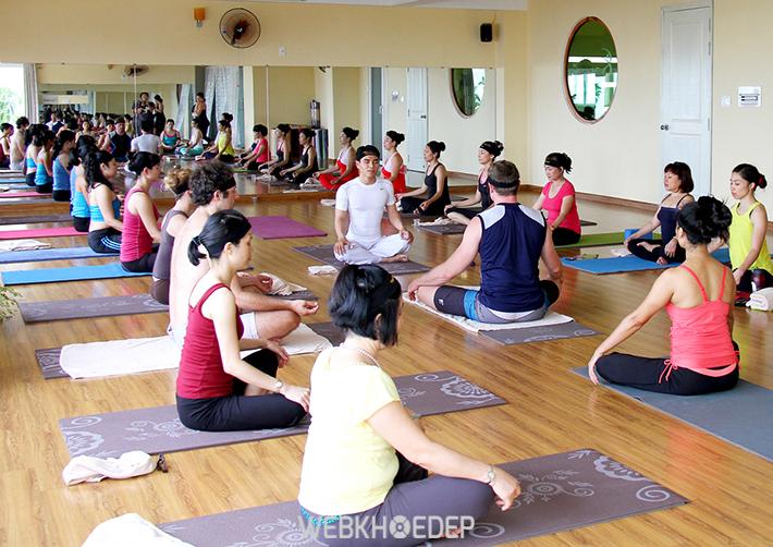 """Yoga - Môn thể dục thẩm mỹ """"thần thánh"""" cho tất cả mọi người - Hình 9"""