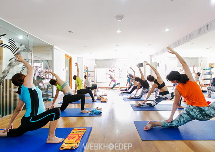 """Yoga - Môn thể dục thẩm mỹ """"thần thánh"""" cho tất cả mọi người - Hình 3"""