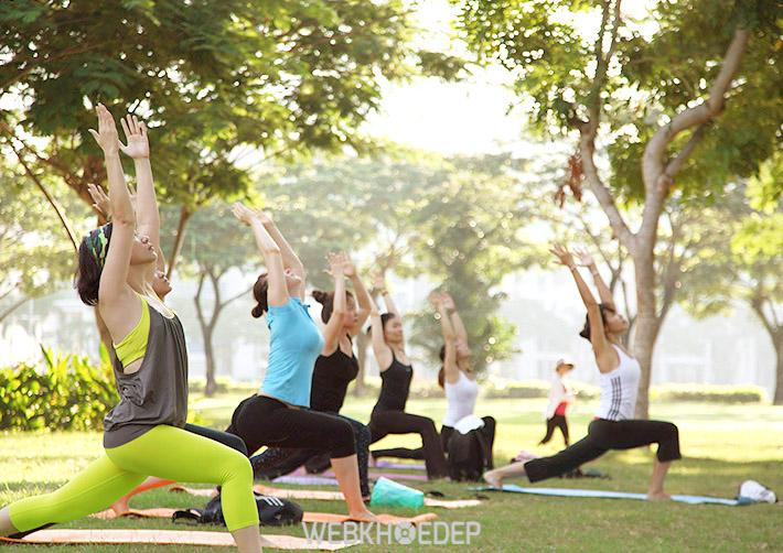 """Yoga - Môn thể dục thẩm mỹ """"thần thánh"""" cho tất cả mọi người - Hình 6"""